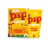 Pip organic fruit smoothie pineapple & mango 180ml