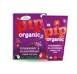 Pip organic fruit strawberry & blackcurrent 180ml