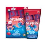 Pip organic fruity water blackcurrant. raspberry & apple 200ml