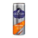 Eristoff wodka & orange blik 12 x 0.25 lite
