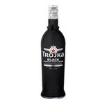 Trojka black wodka 0.7 liter