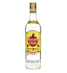 Havana Club rum 3 years  old 1 liter