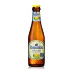 Hoegaarden radler lemon 0.0% fles 25 cl