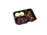 Dinnerland Jachtschotel met rundvlees. rode kool met appel en aardappelpuree  625gr.