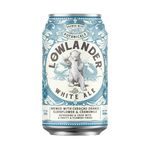 Lowlander white ale blik 33 cl