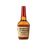 Maker's mark bourbon whisky 0.7 liter