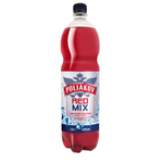 Poliakov vodka red mix pet 1.5l liter