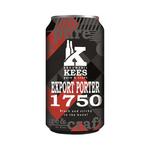 Kees export porter blik 33 cl