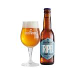 Vlaams paard triple fles 33 cl