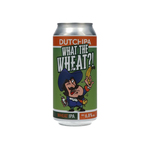 Dutch IPA what the wheat blik 44 cl