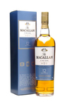 Macallan fine oak 12 years 0.7 liter