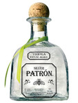 Patron silver tequila 0.7 liter