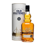 Old pulteney 12 year single malt scotch whisky 0.7 liter