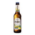Warsteiner radler alkoholfrei fles 33 cl ( 4 x 6 pack )