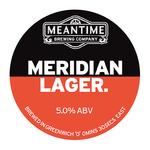 Meantime meridian lager 19.5 liter