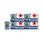 Heineken 0.0% blik 33 cl ( 4 x 6 pack )
