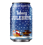 Tuborg julebryg blik 33 cl