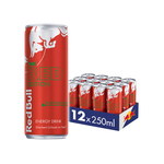Red bull the red edition watermeloensmaak blik 250 ml
