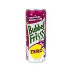 DubbelFrisss zero framb./zwarte bes blik 25cl. a12