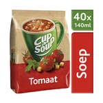 Unox Cup-a-Soup vending Tomaat 40 x 140 ml x 4
