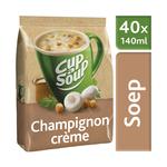 Unox Cup-a-Soup vending Champignon Crème 40 x 140 ml x 4
