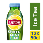 Lipton ice tea green mint lime pet 50 cl