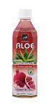 Tropical aloe vera granaatappel pet 500 ml