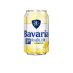 Bavaria 0.0% lemon blik 33 cl