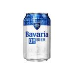 Bavaria 0.0% blik 33 cl
