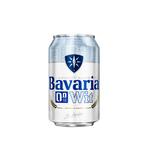 Bavaria 0.0% wit blik 33 cl