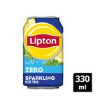 Lipton Ice Tea Sparkling Zero 24 x 0.33 liter
