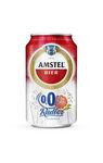 Amstel radler 0.0% grapefruit blik 33 cl