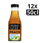 Pure Leaf Peach PET 12 x 0.5 liter