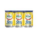 Grolsch radler citroen 0.0% blik 33 cl