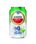 Amstel radler 0.0% limoen munt blik 33 cl 3 x 4-pack