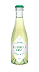 Russell & Co golden ginger ale flesje 20 cl