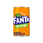 Fanta orange blik 15 cl
