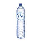 Spa reine blauw pet 1.5 liter
