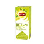 Lipton Feel Good Selection Groene Thee Citrus 25 zakjes