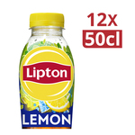 Lipton RTD Lemon 12 x 0.5 liter PET