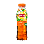 Lipton ice tea peach koolzuurvrij pet 50 cl