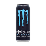 Monster energy absolutely zero blik 0.5 liter