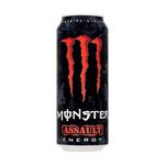 Monster energy assault blik 0.5 liter