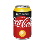 Coca cola zero sugar lemon blik 33 cl