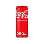 Coca-Cola regular blik 25 cl