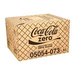 Coca cola zero sugar postmix 5 liter