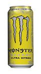 Monster ultra citron blik 0.5 liter