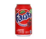 Fanta strawberry 355 ml