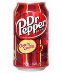 Dr. pepper cherry vanilla 355 ml