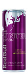 Red bull the winter edition kaneel-pruimsmaak blik 250 ml